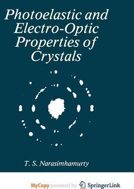 Photoelastic and Electrooptic Properties of Crystals