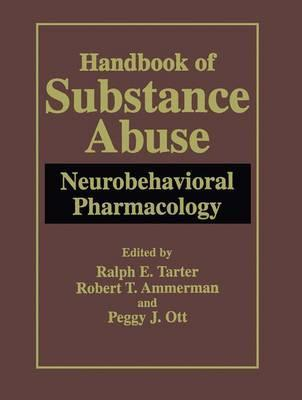 Handbook of Substance Abuse