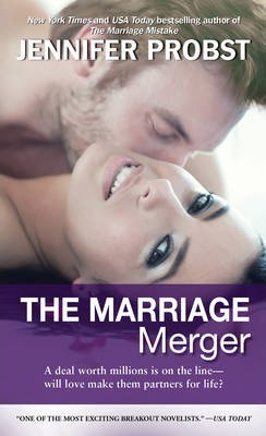 The Marriage Merger Cover Image