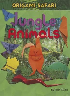 jungle animals ruth owen 9781477792384