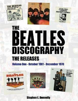 beatles discography singles