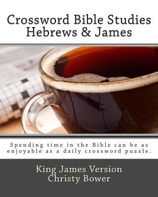 Crossword Bible Studies - Hebrews & James
