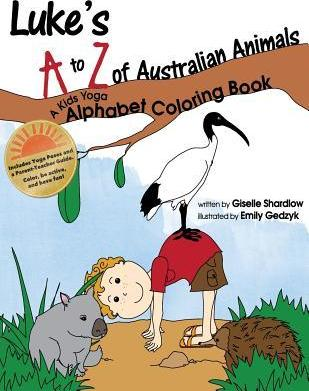 Lukes A To Z Of Australian Animals