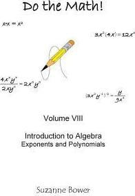 Do the Math  Exponents and Polynomials