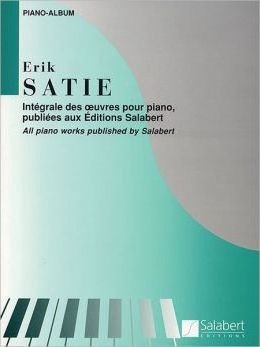 Integrale Des Oeuvres Pour Piano Publiees Aux Editions Salabert / All Piano Works Published by Salabert : Piano-Album