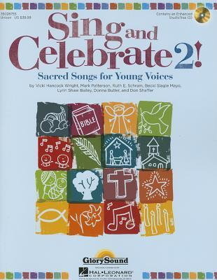 Sing And Celebrate]  Sacred Songs For Young Voices - Volume 2 (Book/CD)