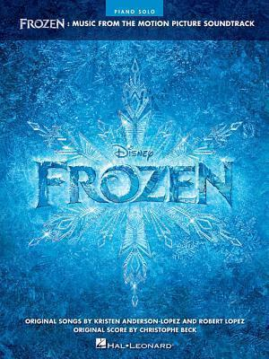 Frozen : Music From The Motion Picture Soundtrack - Piano Solo