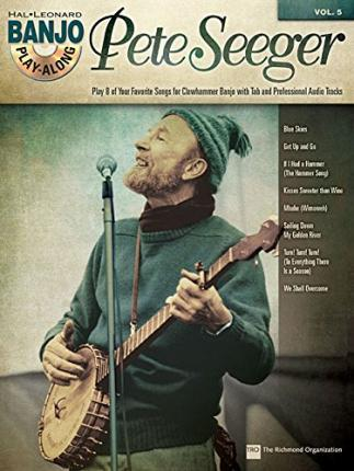 Banjo Play-Along Volume 5  Pete Seeger (Book/CD)