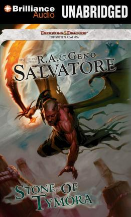 Stone of Tymora : R  A  Salvatore : 9781480563872