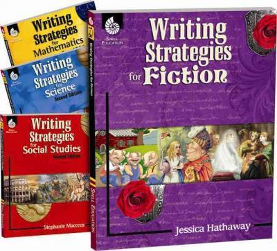 Writing Strategies for the Content Areas 2nd Edition Set ( Edition 2)