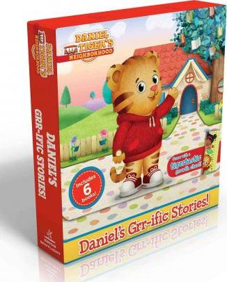 Daniel's Grr-Ific Stories! (Comes with a Tigertastic Growth Chart!) : Welcome to the Neighborhood!; Daniel Goes to School; Goodnight, Daniel Tiger; Daniel Visits the Doctor; Daniel's First Sleepover; The Baby Is Here!