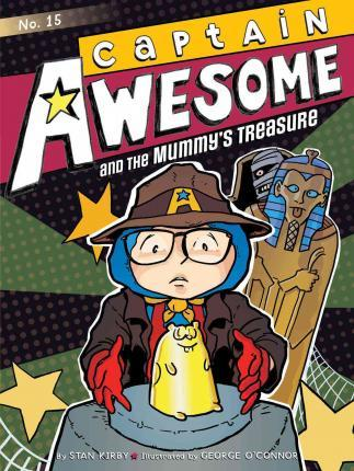 Captain Awesome and the Mummy's Treasure, Volume 15