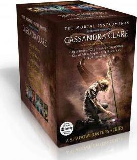 The Mortal Instruments, the Complete Collection