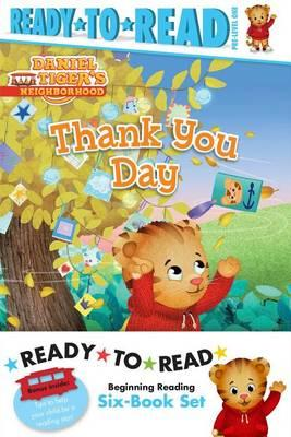 Daniel Tiger Ready-To-Read Value Pack