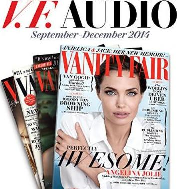 Vanity Fair: September-December 2014 Issue Lib/E