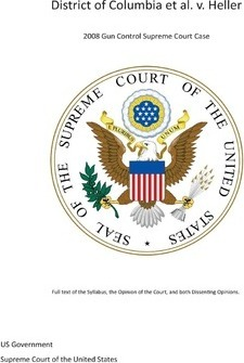 district of columbia v heller the use Here's a quick (and, given its 64 pages, necessarily highly selective) summary of justice scalia's opinion for a 5-member majority in district of columbia v heller, invalidating dc's.