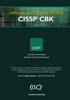 Official (ISC)2 Guide to the SSCP CBK ((ISC)2 Press)