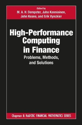 High-Performance Computing in Finance  Problems, Methods, and Solutions