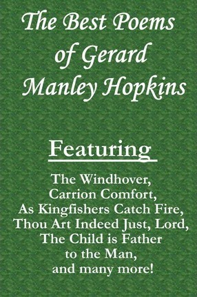 The Best Poems of Gerard Manley Hopkins