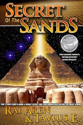 Secret of the Sands, 2009 Readersfavorite.com 'Fiction-Mystery' Silver Medalist,