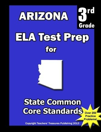 Arizona 3rd Grade Ela Test Prep