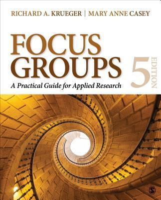 Focus Groups : A Practical Guide for Applied Research