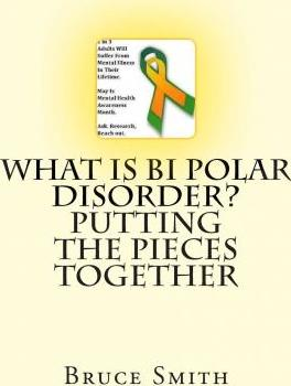 What Is Bi Polar Disorder? Putting the Pieces Together