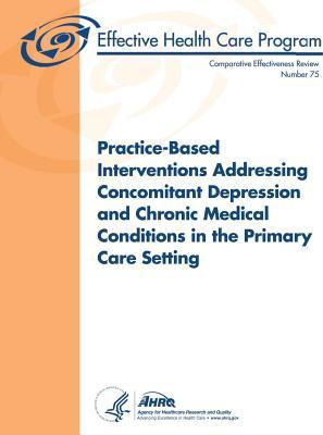 practice based interventions addressing concomitant depression and
