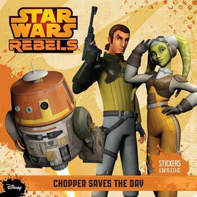 Star Wars Rebels Chopper Saves the Day