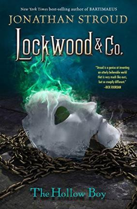 Lockwood & Co. Book Three the Hollow Boy
