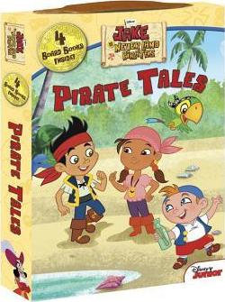 Jake and the Never Land Pirates Pirate Tales  Board Book Boxed Set