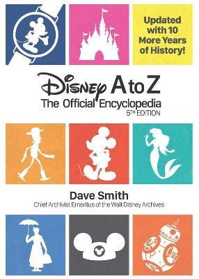 Disney A To Z (fifth Edition)