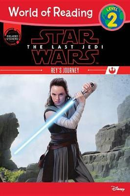 Star Wars: The Last Jedi: Rey's Journey