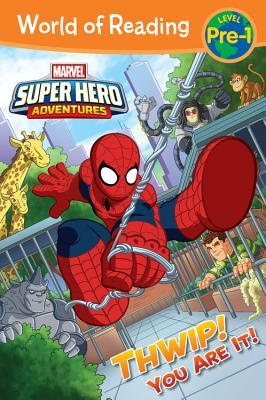 Super Hero Adventures: Thwip! You Are It!