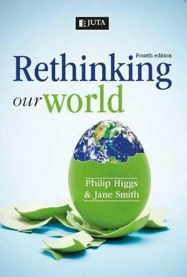 Rethinking Our World Book