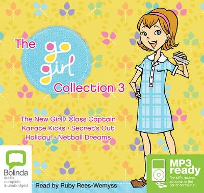 Go Girl! Collection 3