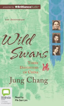 wild swans several child about china