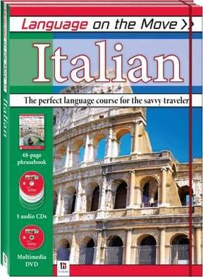 Astrosadventuresbookclub.com Language on the Move Kit: Italian (US) Image