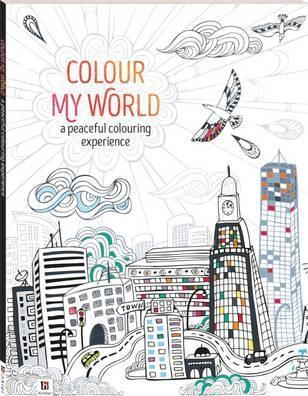 Colour My World - A Peaceful Colouring Experience