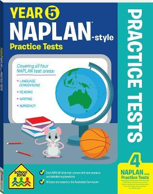 Complete Year 5 Naplan*-style Workbook & Tests