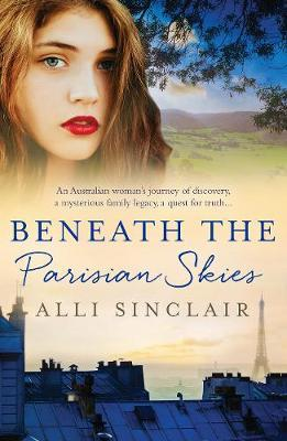 Beneath The Parisian Skies Cover Image