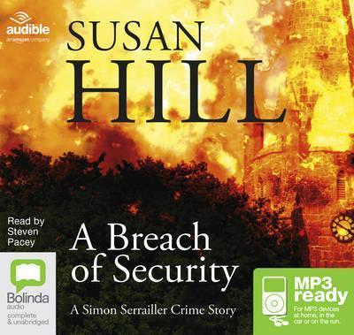 A Breach Of Security Susan Hill 9781489342409