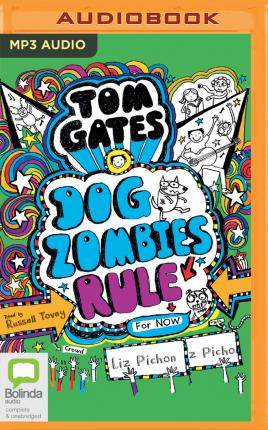 Dog Zombies Rule for Now