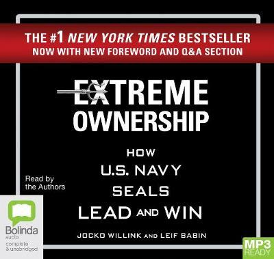New Edition How U.S Navy SEALs Lead and Win Extreme Ownership