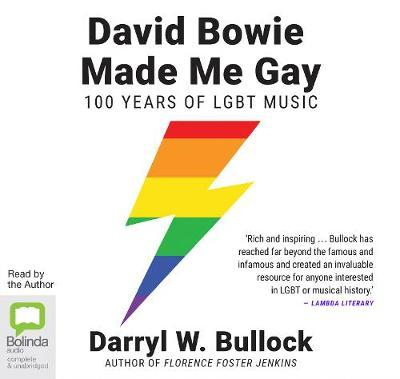David Bowie Made Me Gay