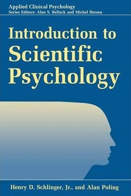 Introduction to Scientific Psychology