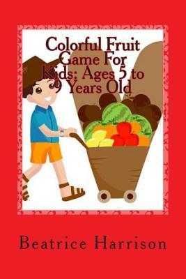 Colorful Fruit Game for Kids