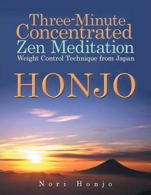 Three-Minute Concentrated Zen Meditation Weight Control Technique from Japan