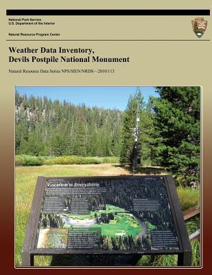 Weather Data Inventory, Devils Postpile National Monument