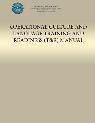 Operational Culture and Language Training and Readiness (T&r) Manual